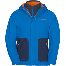 VAUDE Campfire IV Jacket Children blue